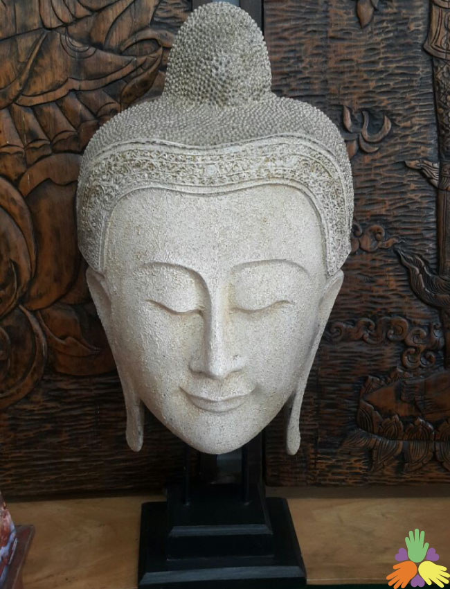 rr-08-white-face-buddha-with-stand