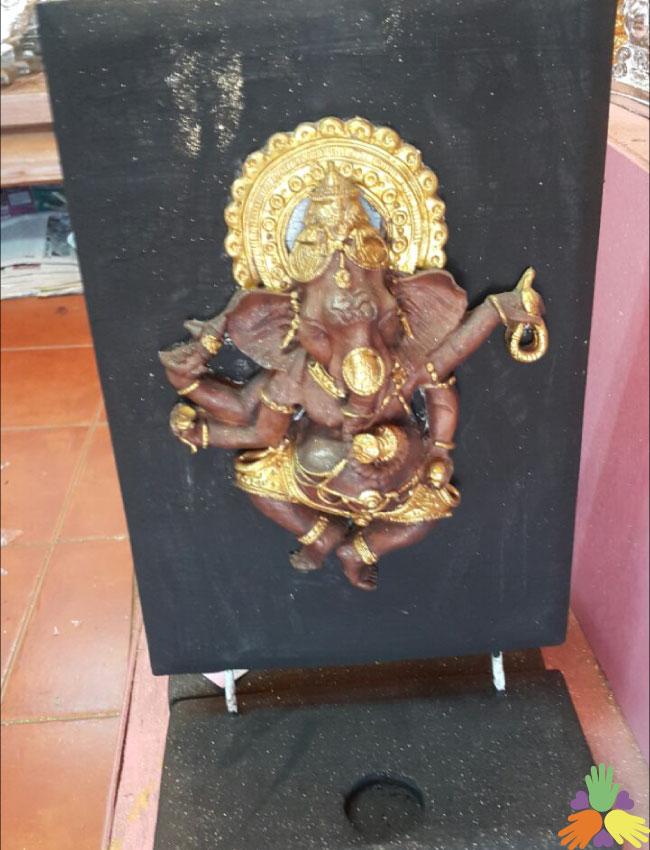 Ganesha with Divo Keeper