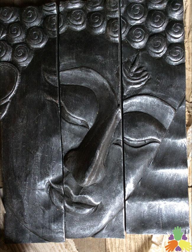 3 piece Buddha Wood Planks Small size