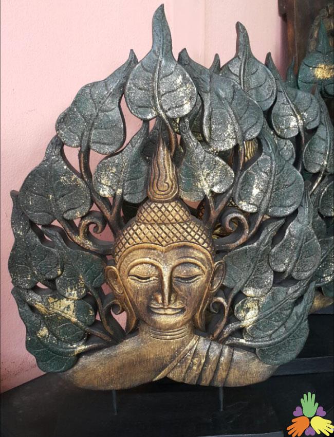Buddha with Pai Bho